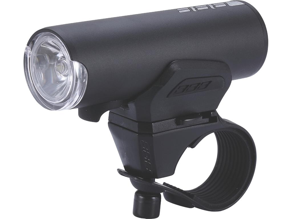 Éclairage avant BBB Scout LED CREE 200 lumen Noir - BLS-115