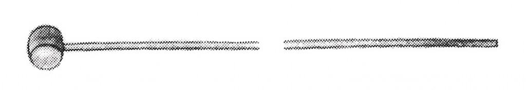 Câble de frein Shimano inox VTT 1,6x2050 mm