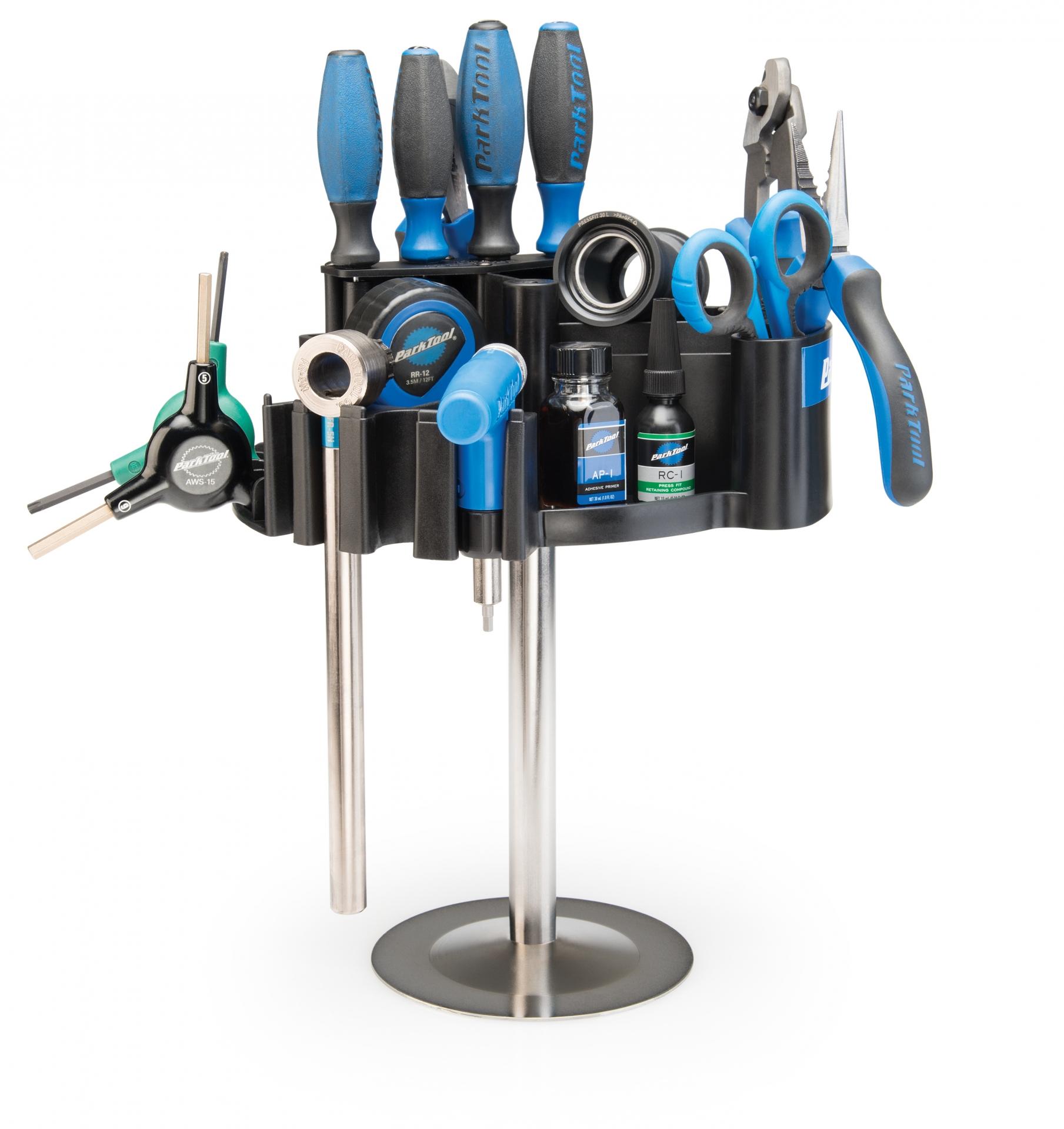 Porte-outils Park Tool Kaddie pour établi TK-4T