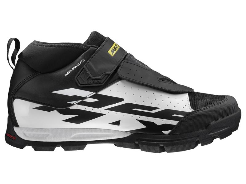 Chaussures Mavic Deemax Elite Noir/Blanc - 44