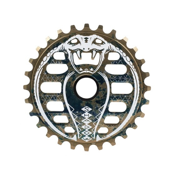 Couronne TSC Kobra Sprocket 25 dents Oil Spill