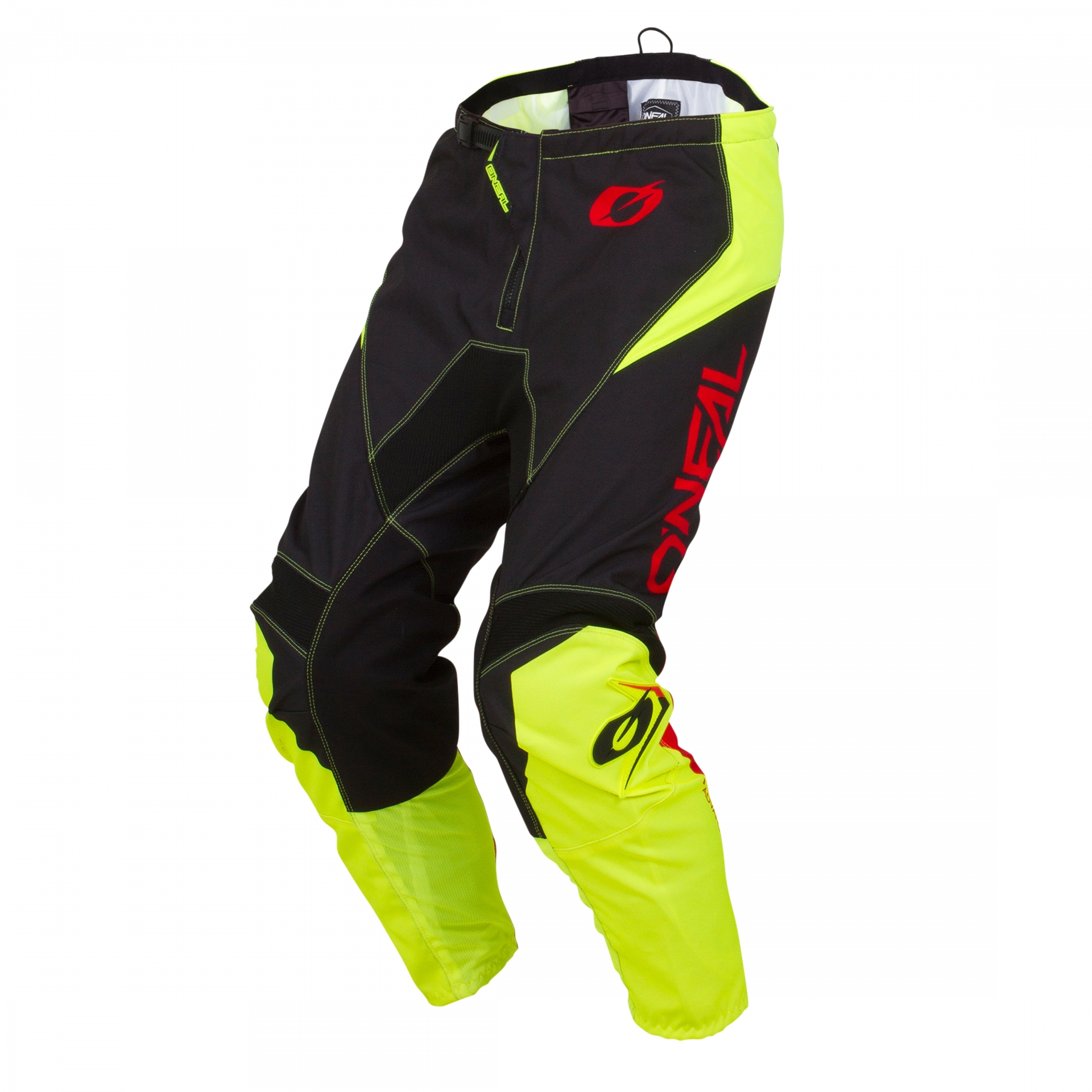 Pantalon MX O'Neal Element Racewear Neon Jaune - 32