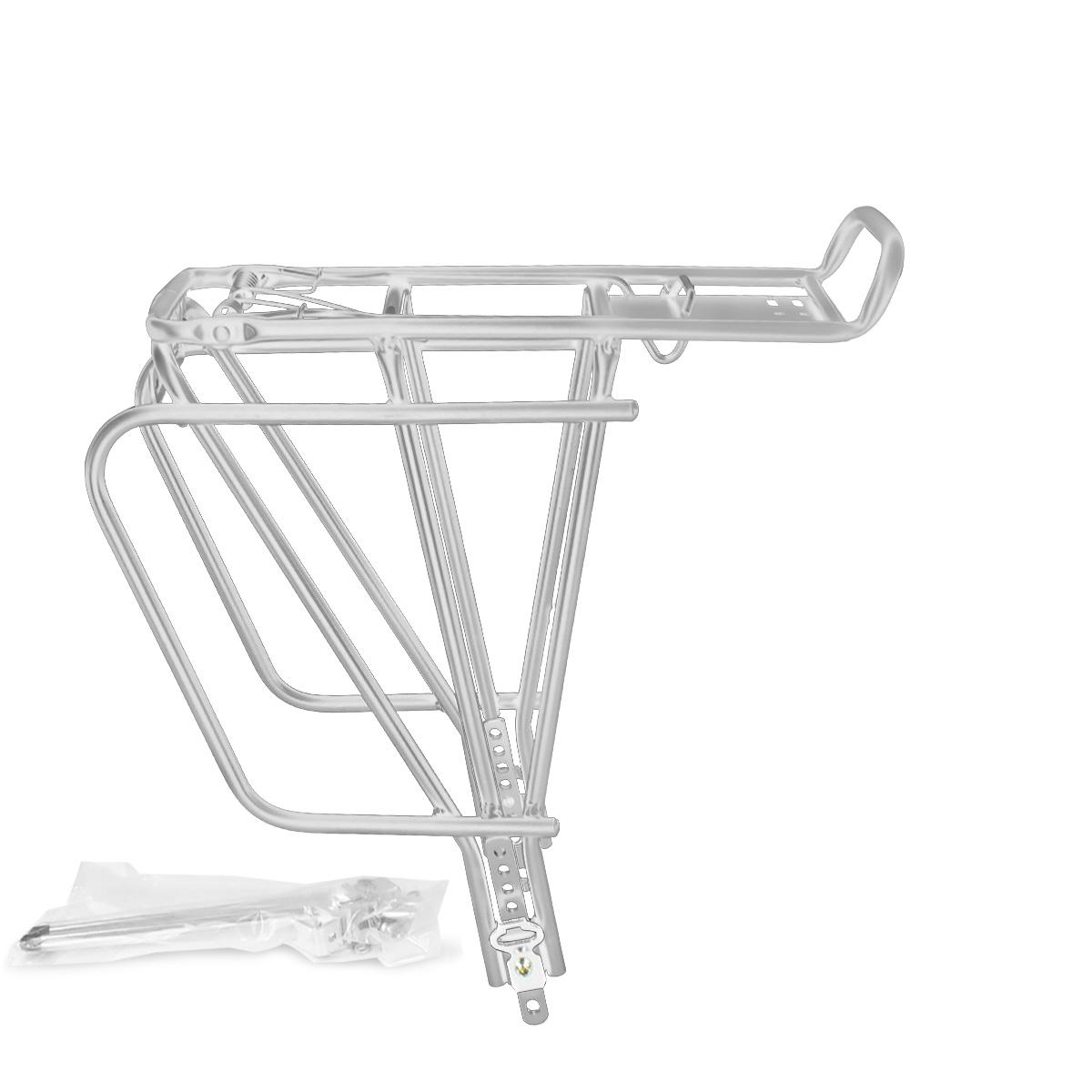 Porte-bagage vélo WTP arrière réglable spécial frein à disque compatible 26-29\