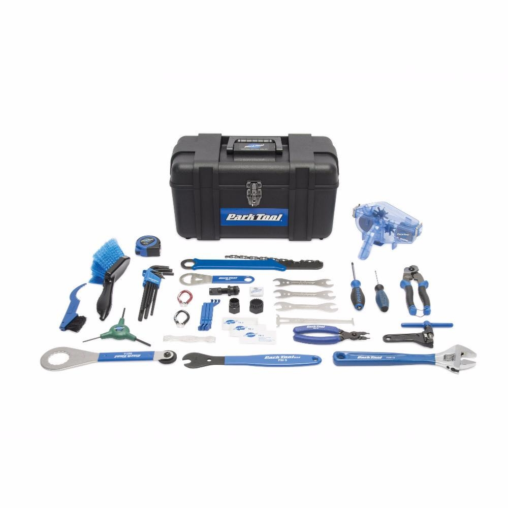 Kit d'outils professionnels Park Tool avec caisse AK-3