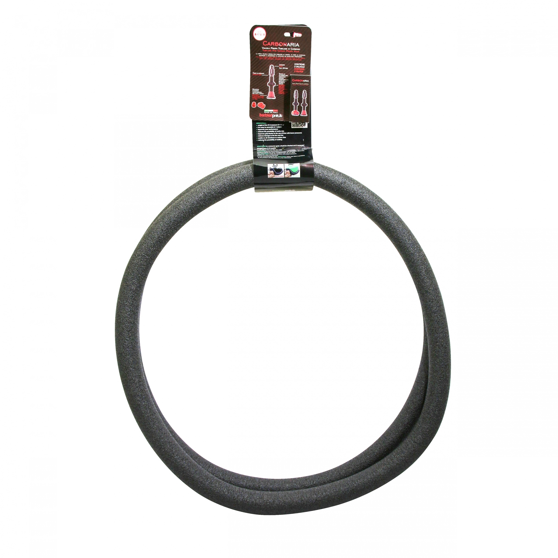 Mousse anti-pincement pneu VTT tubeless Roto Anaconda 27.5 x 2.00-2.25 (Paire)