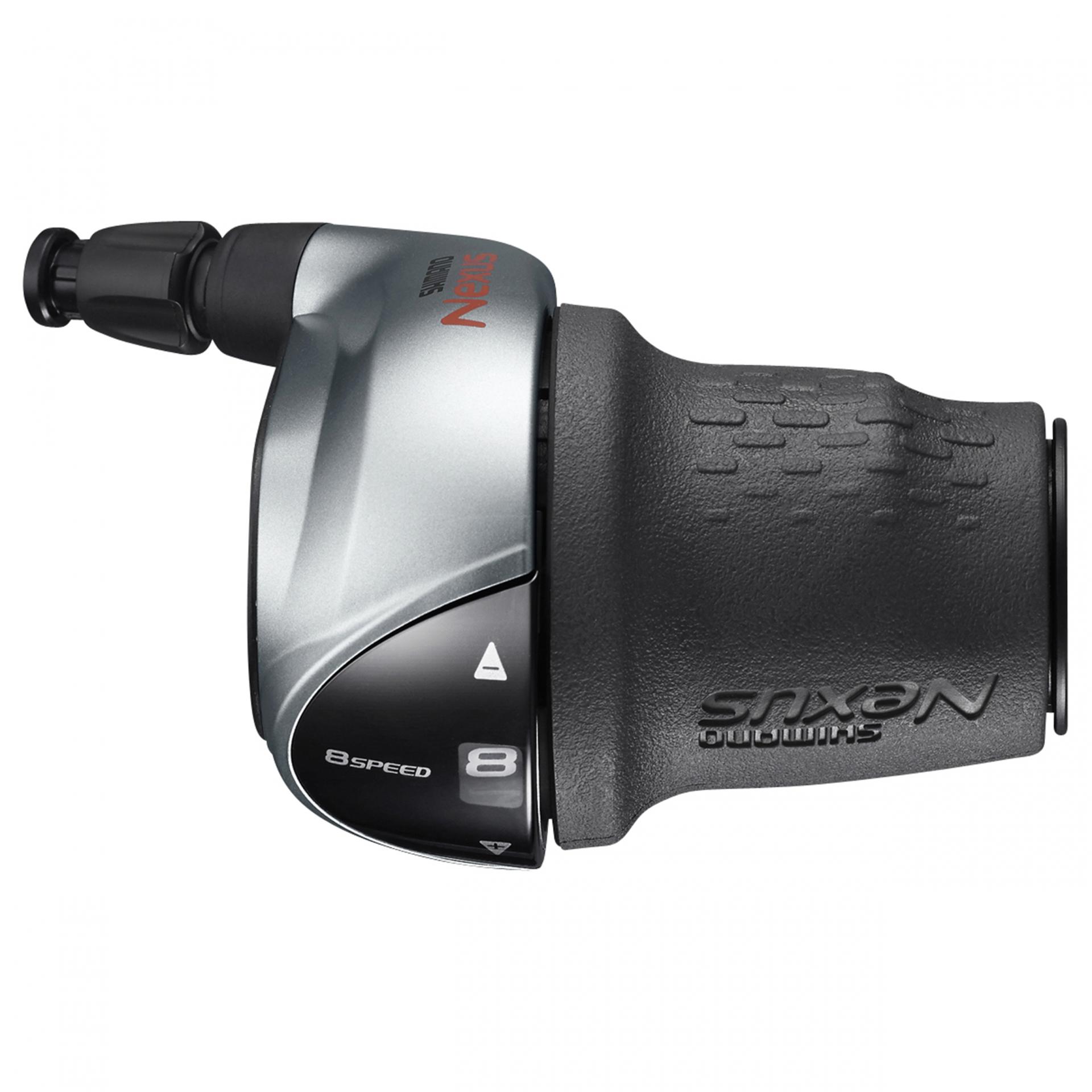 Manette tournante Shimano Revo Shift Nexus SL-C6000 8V Argent