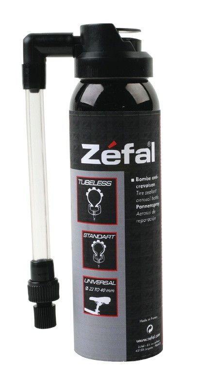 Spray de réparation crevaisons Zéfal 100 ml