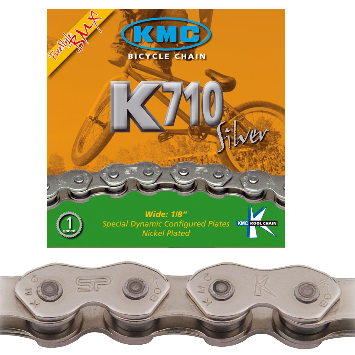 Chaîne BMX KMC K710 Kool Series 1/2\