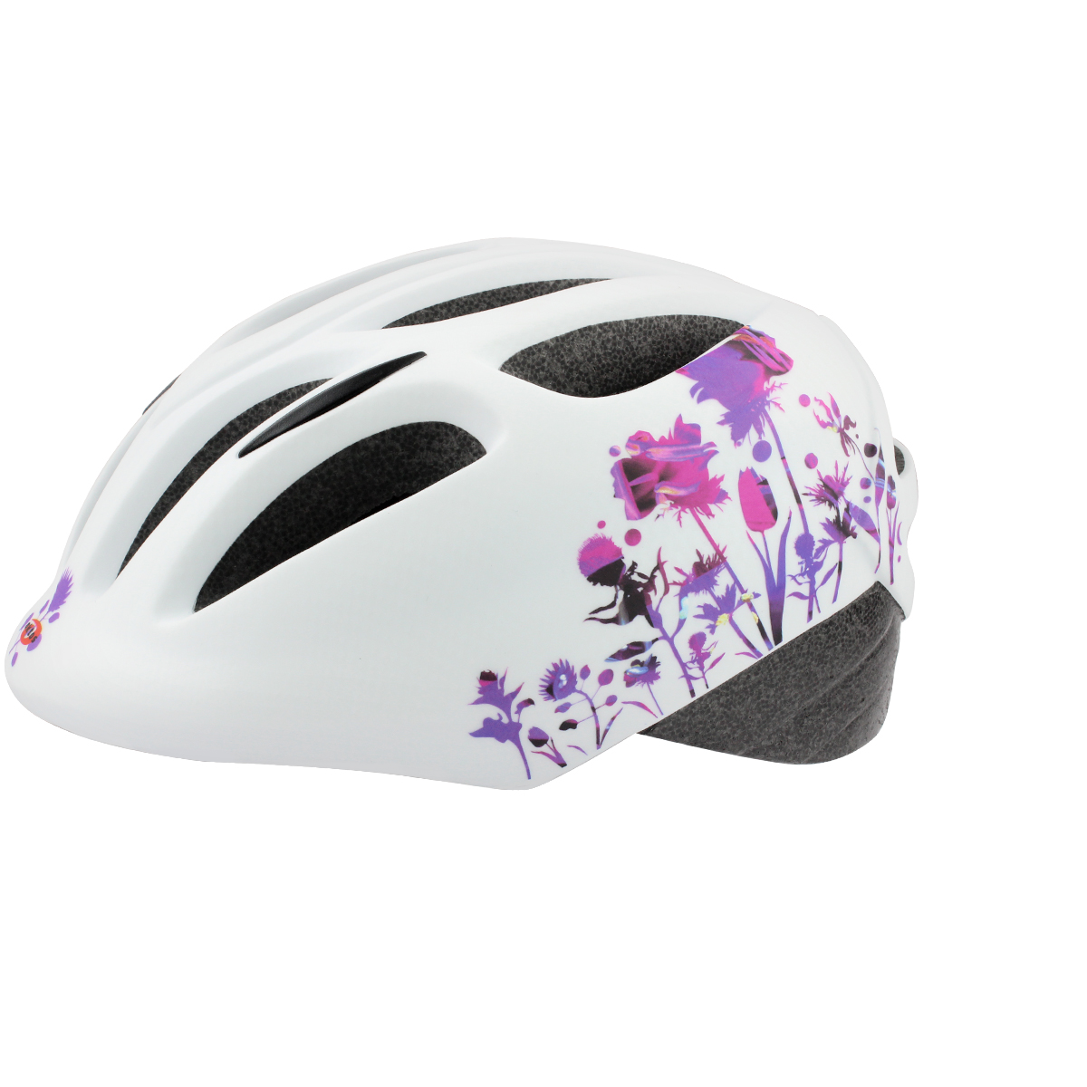Casque vélo Oktos City Blanc