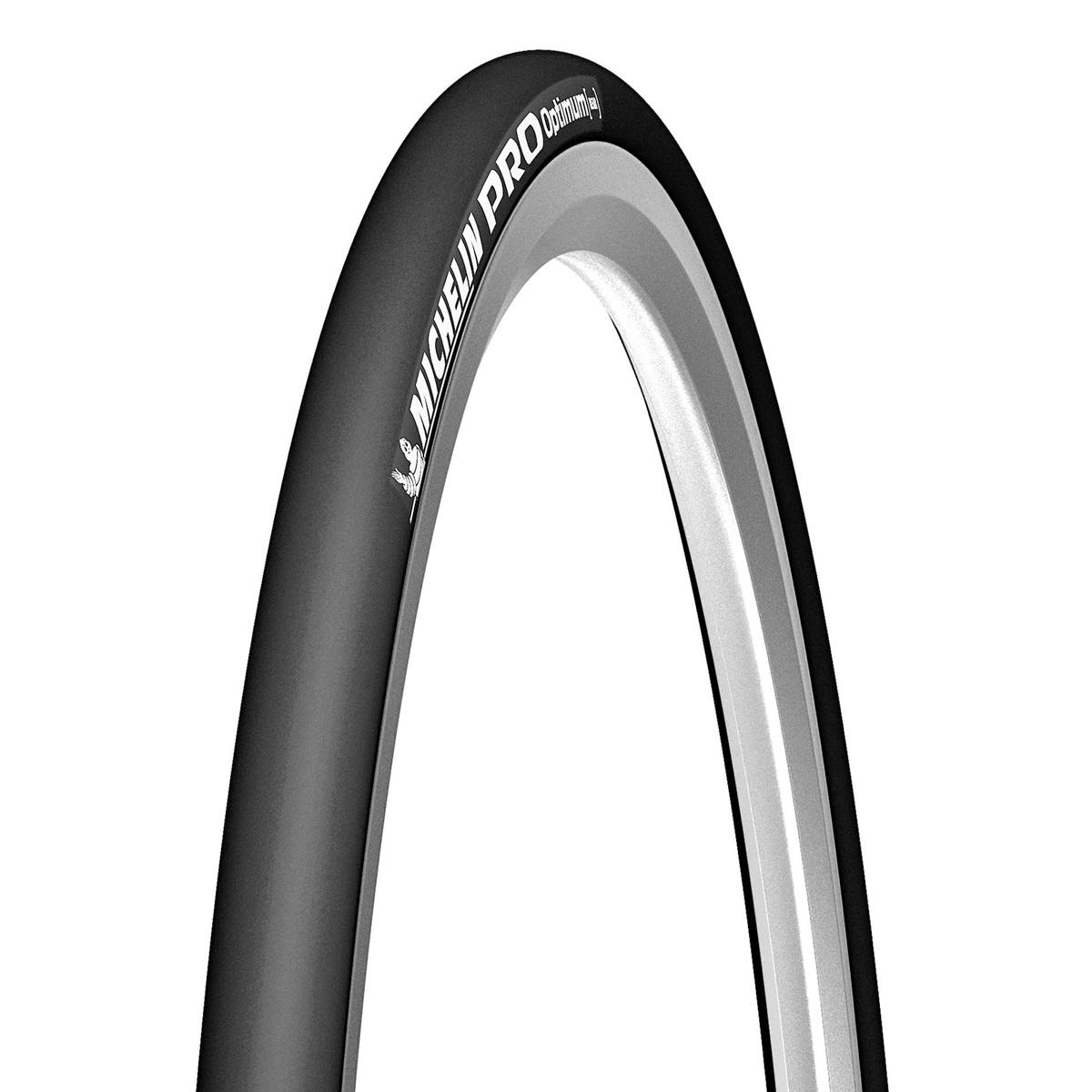 Pneu Michelin Pro Optimum 700x25 arrière noir