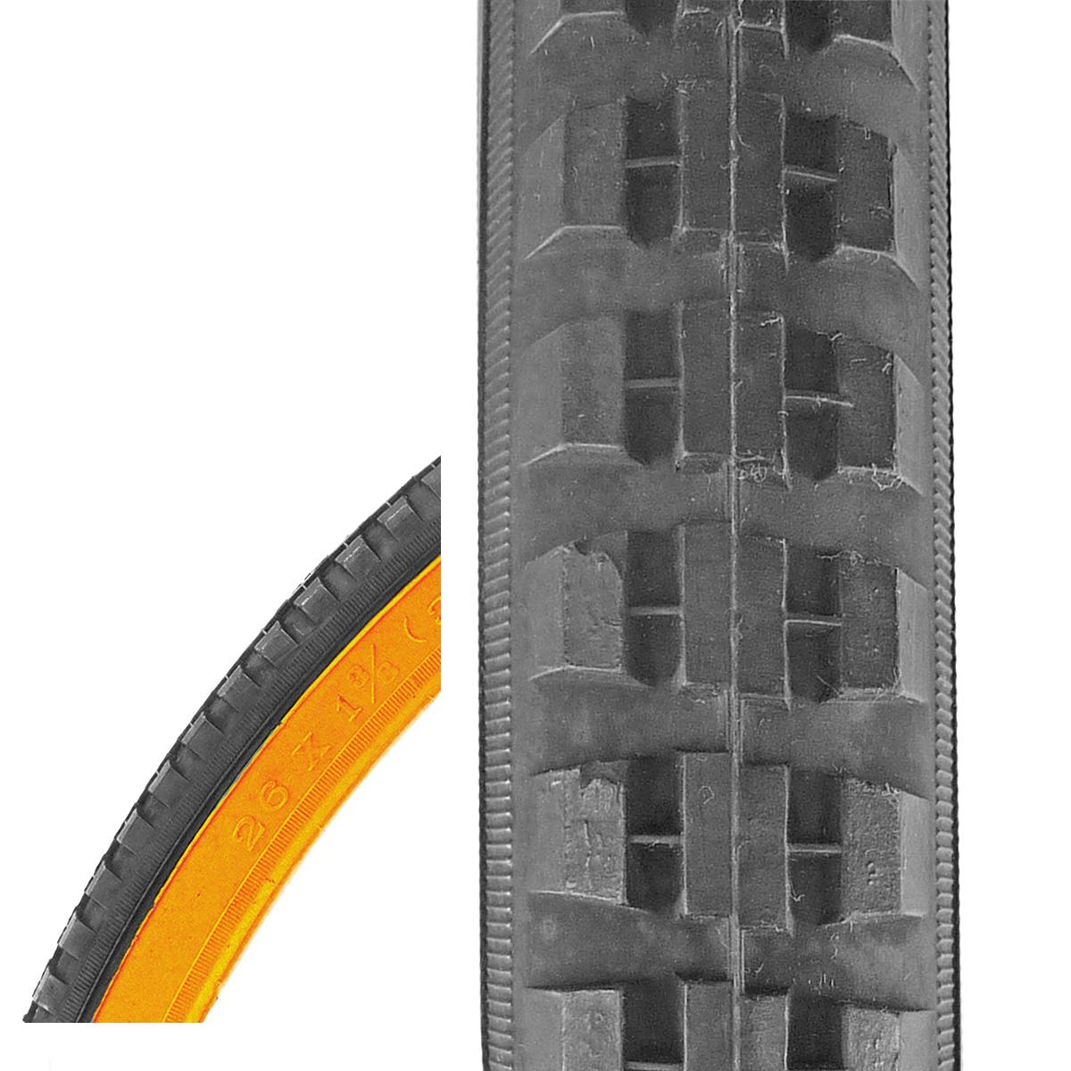 Pneu Deli Tire 650 x 35A S-161 TR Noir/Beige