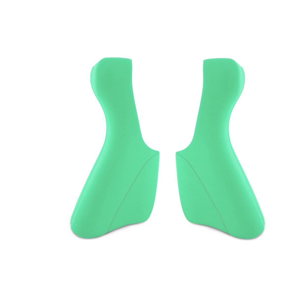 Couvre cocottes Far & Near Shimano Dura-Ace 7900 vert céleste Bianchi