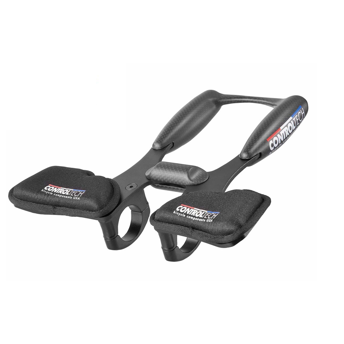 Prolongateur cintre Controltech Aero Cockpit AL 31.8 mm
