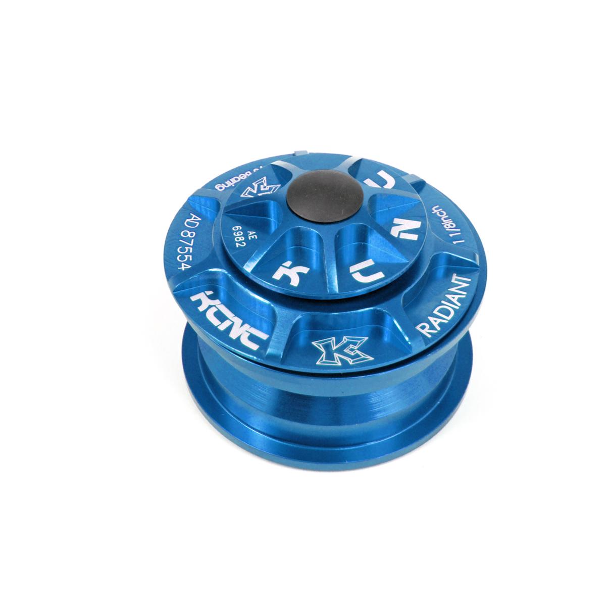 Jeu de direction semi-intégré headset KCNC Radiant R2 bleu