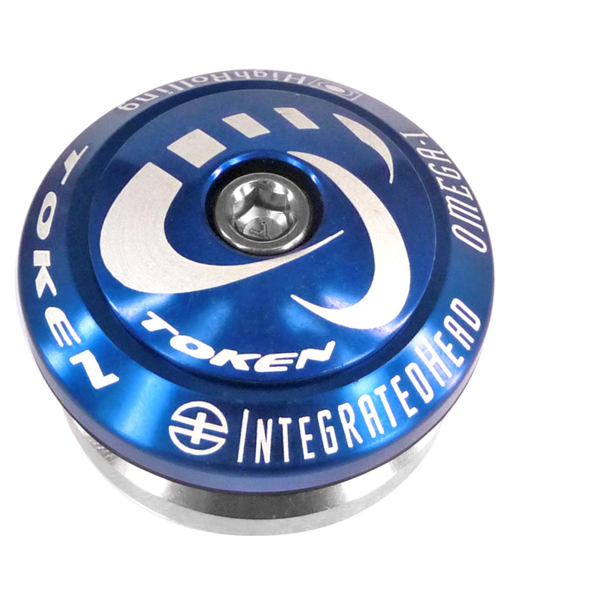 Jeu de direction Token intégré headset bleu 58 g