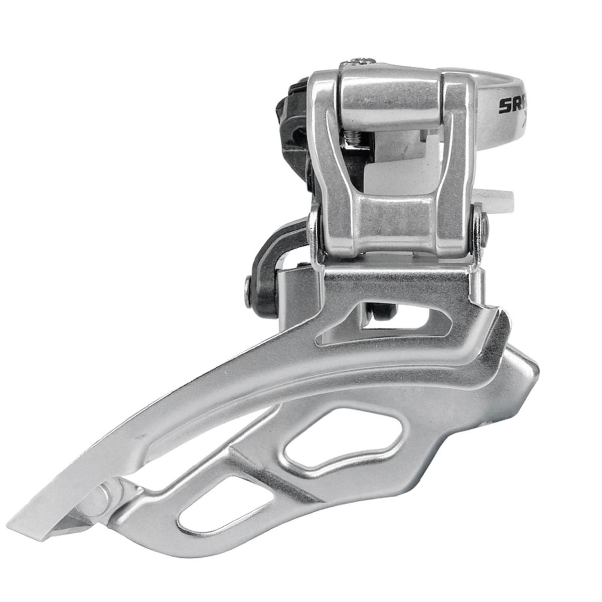 Dérailleur avant SRAM X9 tirage bas collier haut 34,9 mm