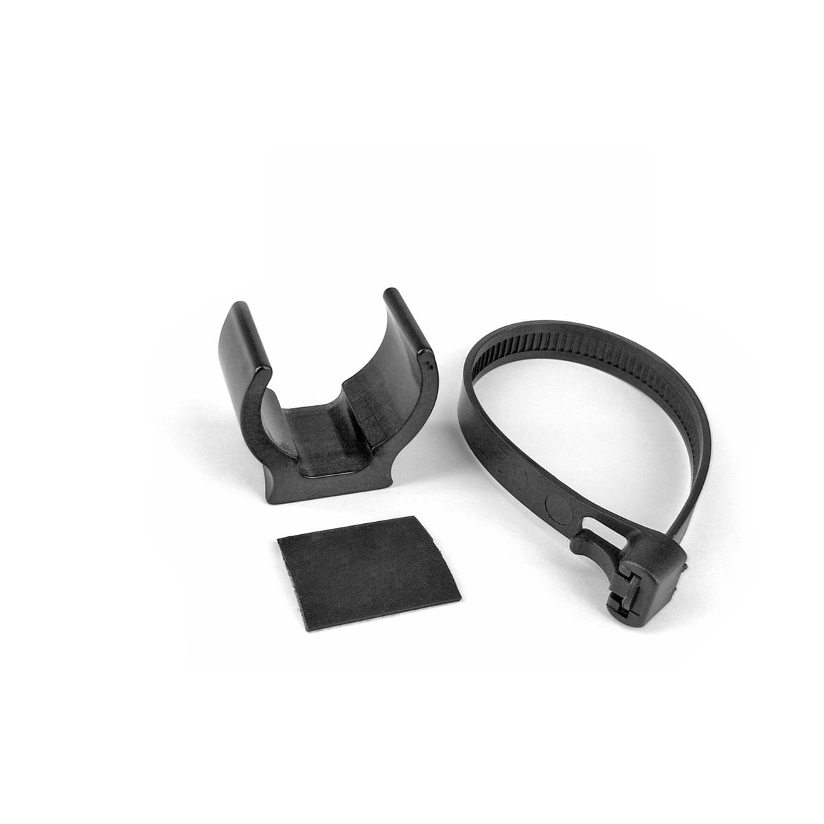 Kit fixation guidon (ø25,4/ø31,8) pour joystick