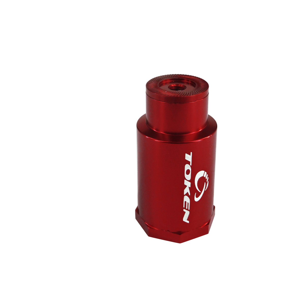 Fixation lampe token rouge 26 g
