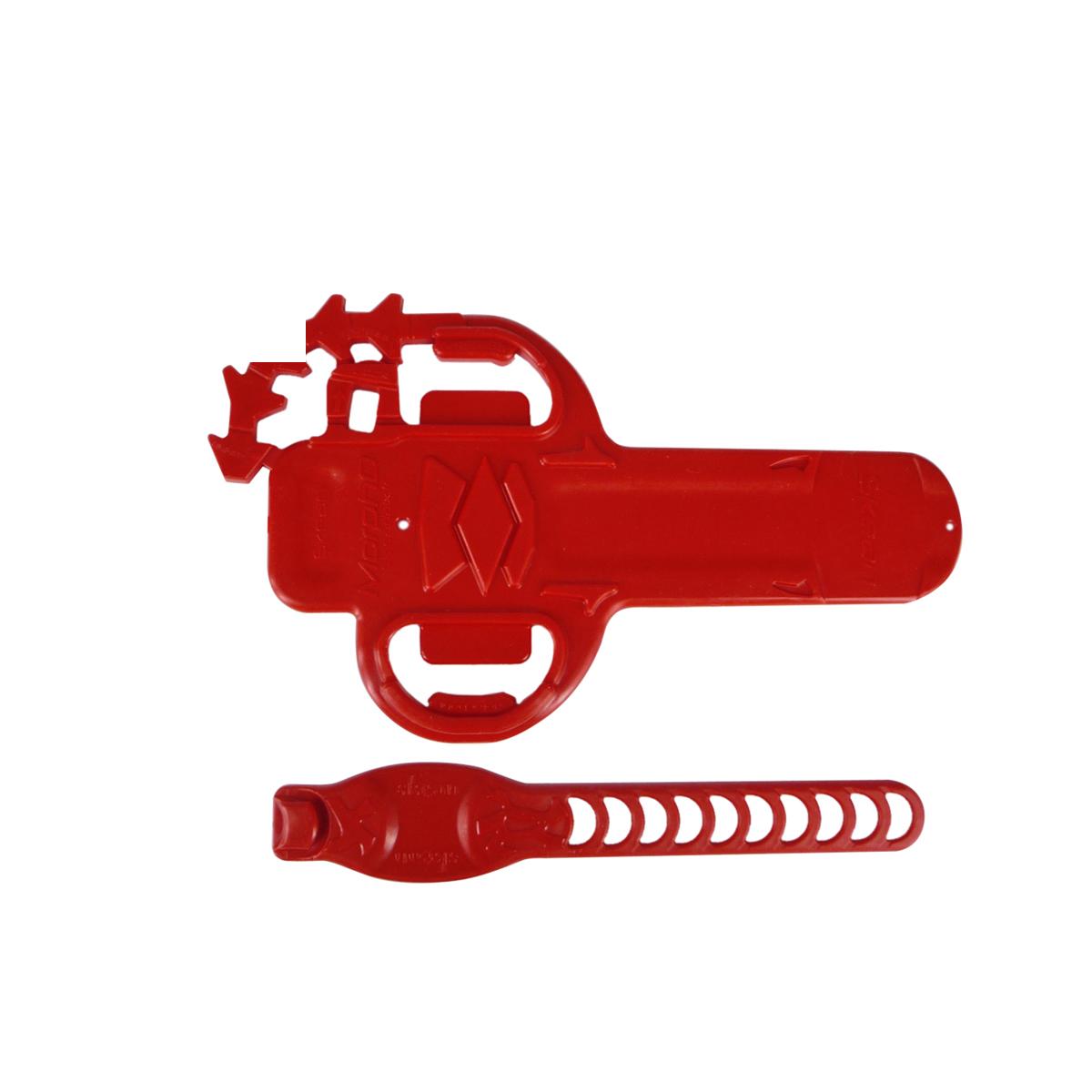 Protection de cadre Skean Morpho Enduro/DH V2 rouge