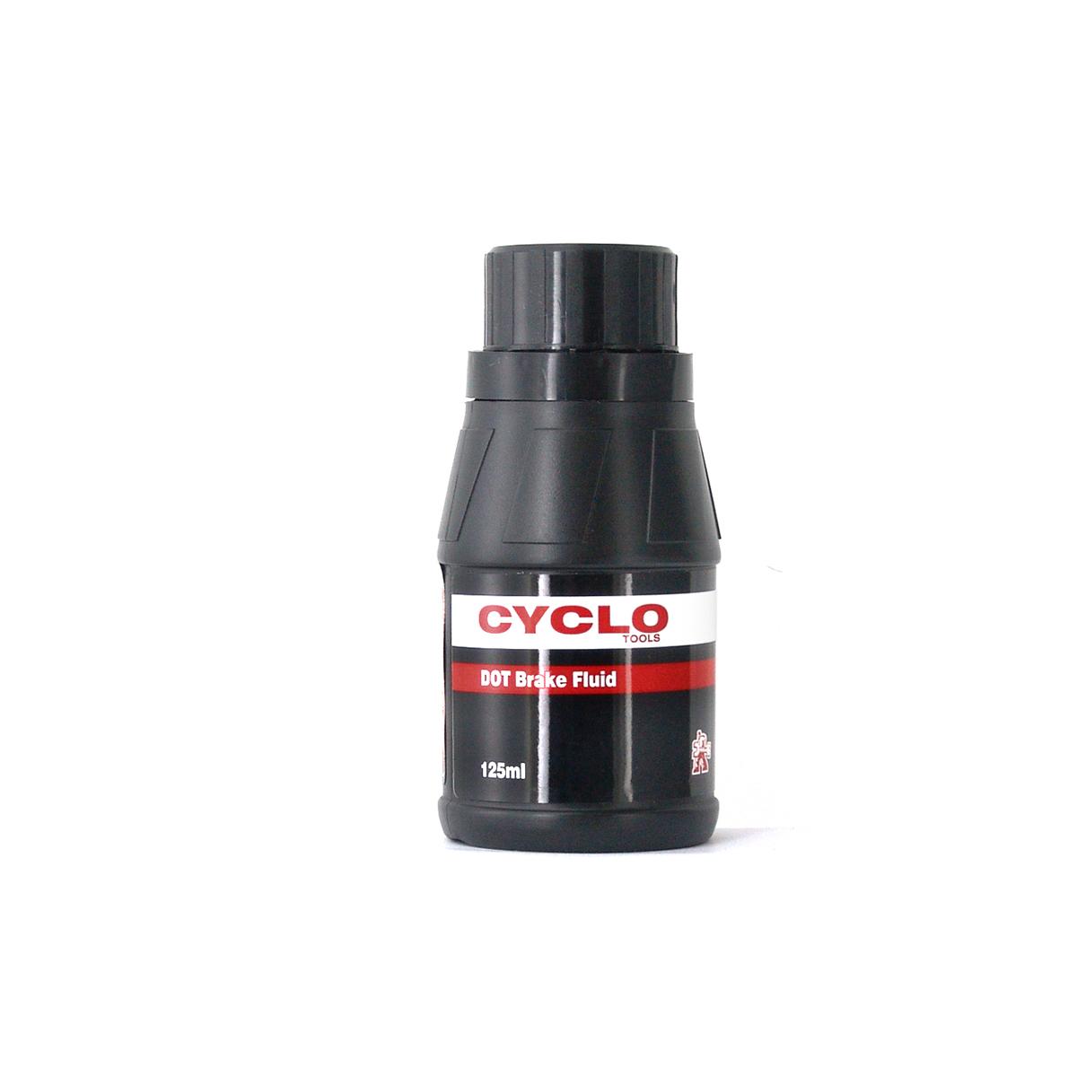 Liquide de frein Weldtite DOT (bidon de 125 ml)
