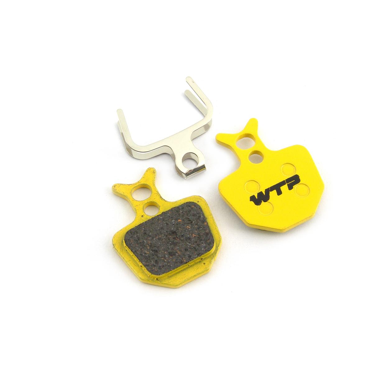 Plaquettes de frein vélo WTP compatibles Formula ORO