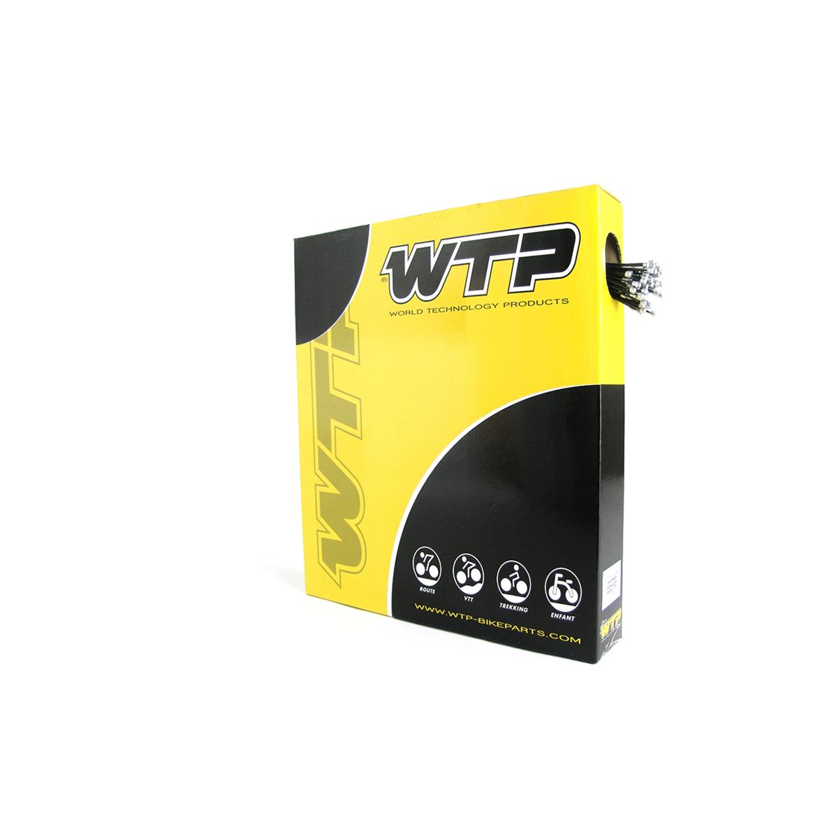 Câble dérailleur vélo WTP teflon (boîte de 100)