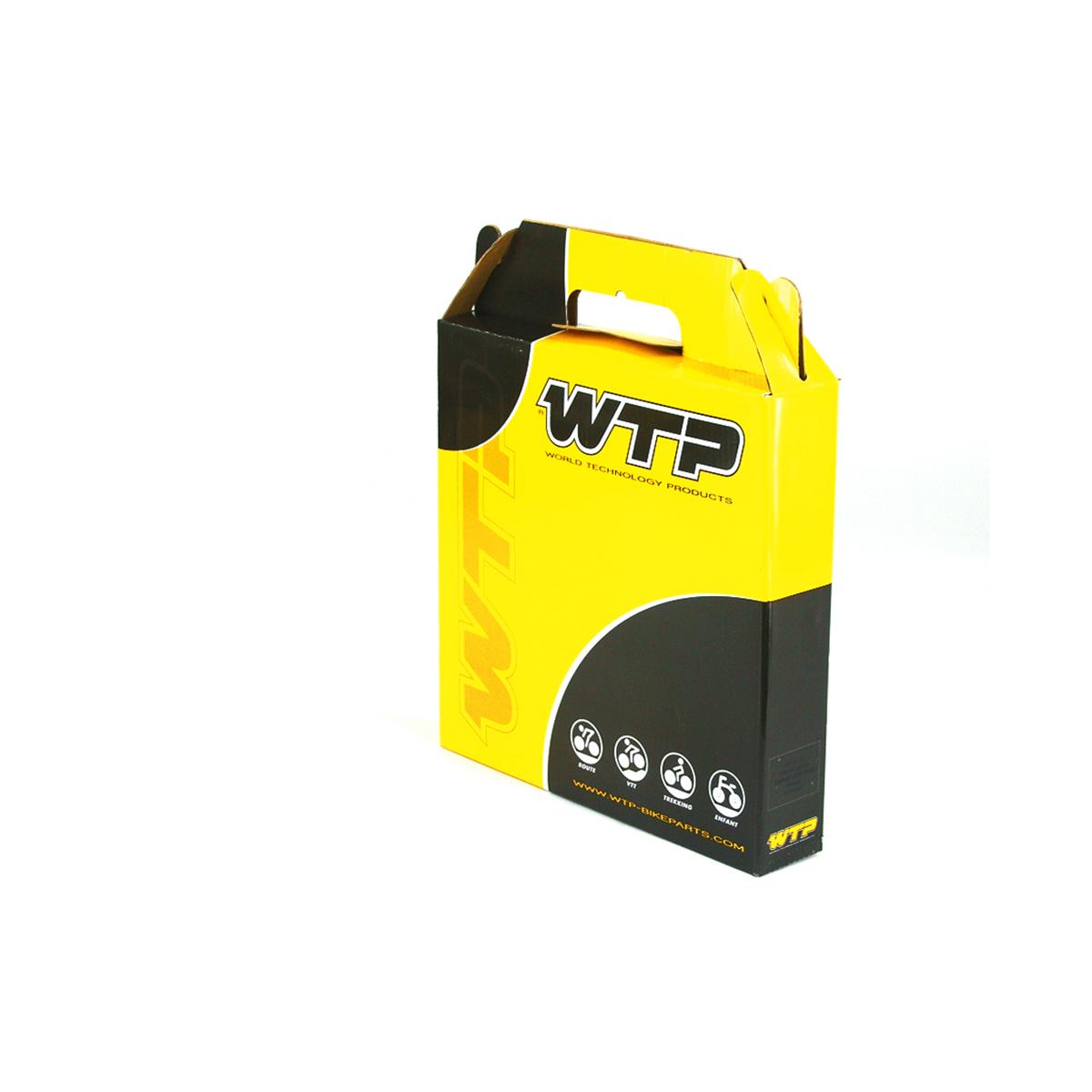 Gaine de dérailleur WTP diam. 4 mm (bobine de 30 m) Noir