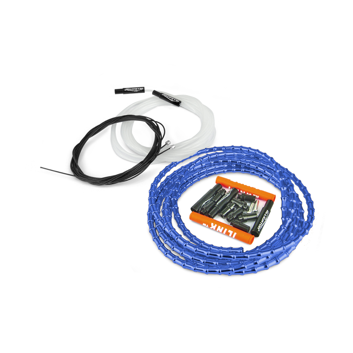 Kit Alligator ILINK dérailleur Bleu