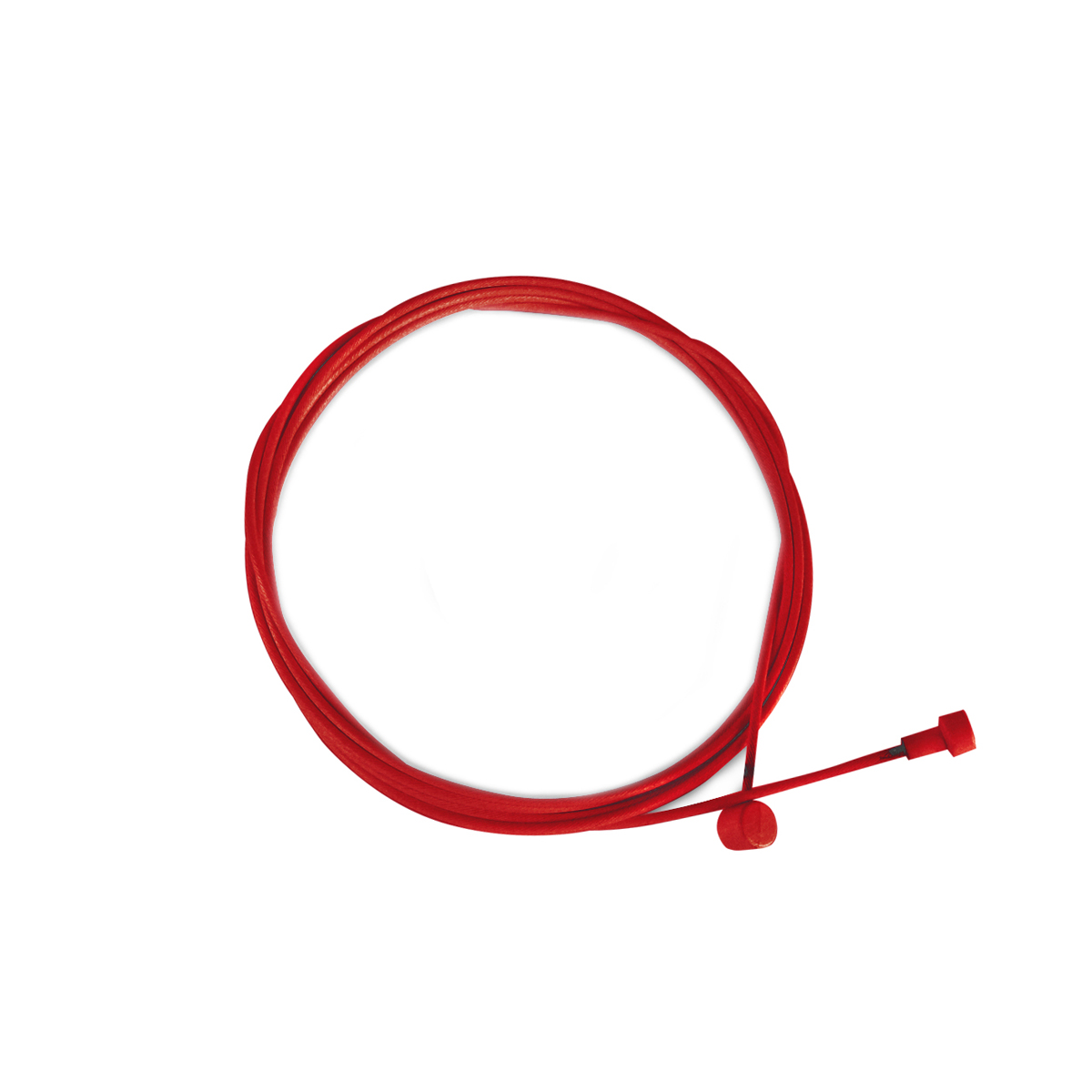 Câble de frein Alligator acier galvanisé 1700x1,6 mm Rouge