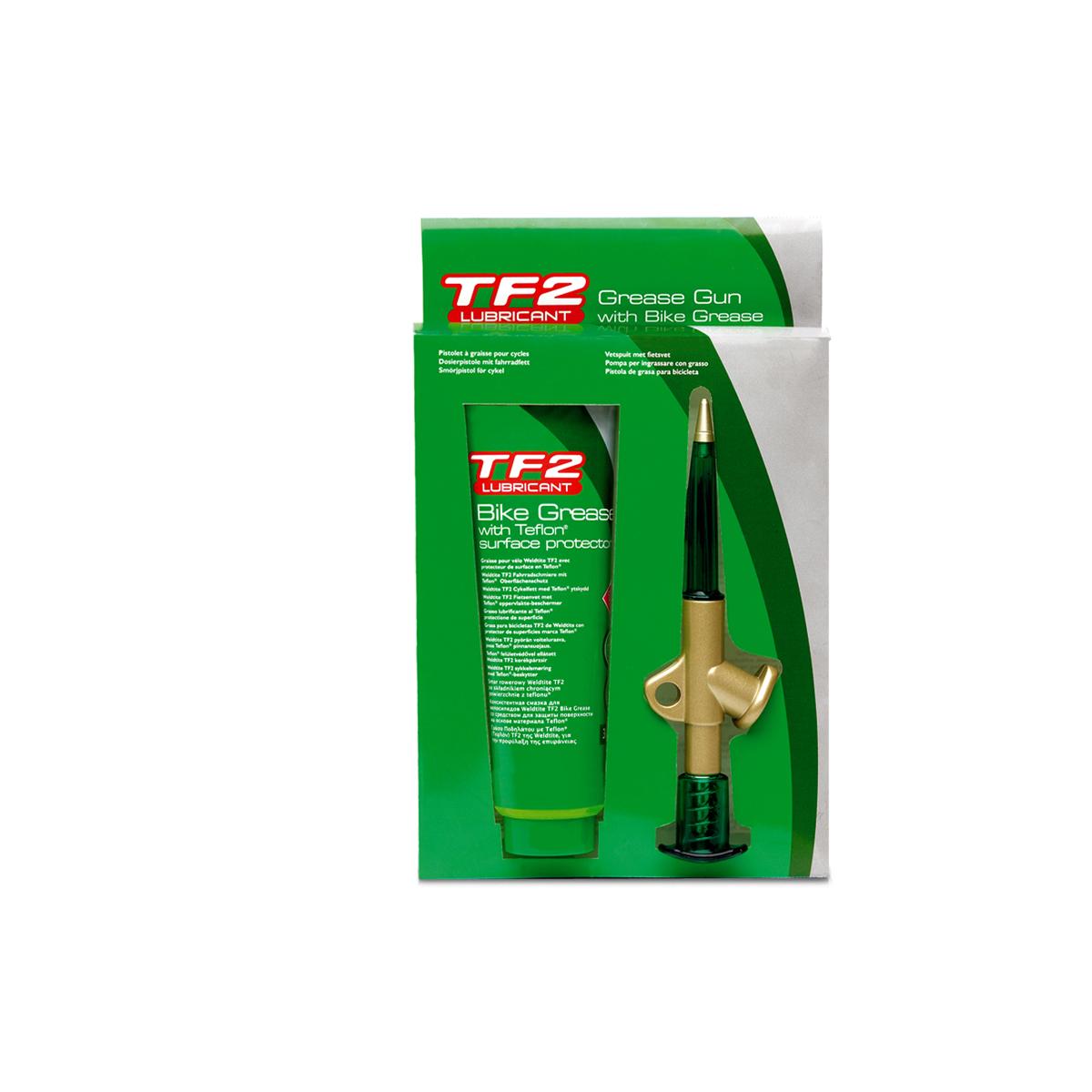 Pistolet + tube de graisse Wedltite TF2 Teflon 150 ml