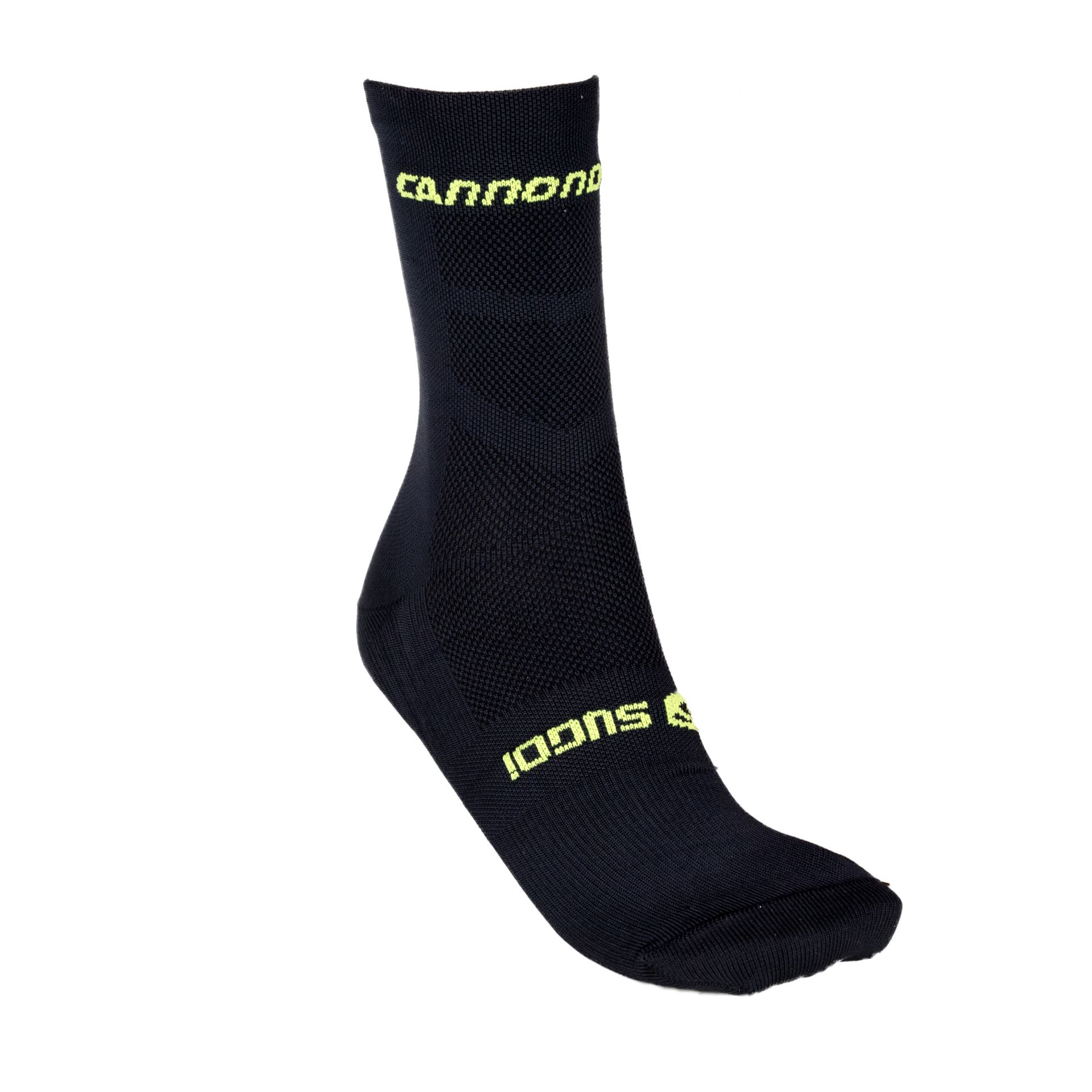 Chaussettes Cannondale RS Crew CFR by Sugoi Vert - S 38-40