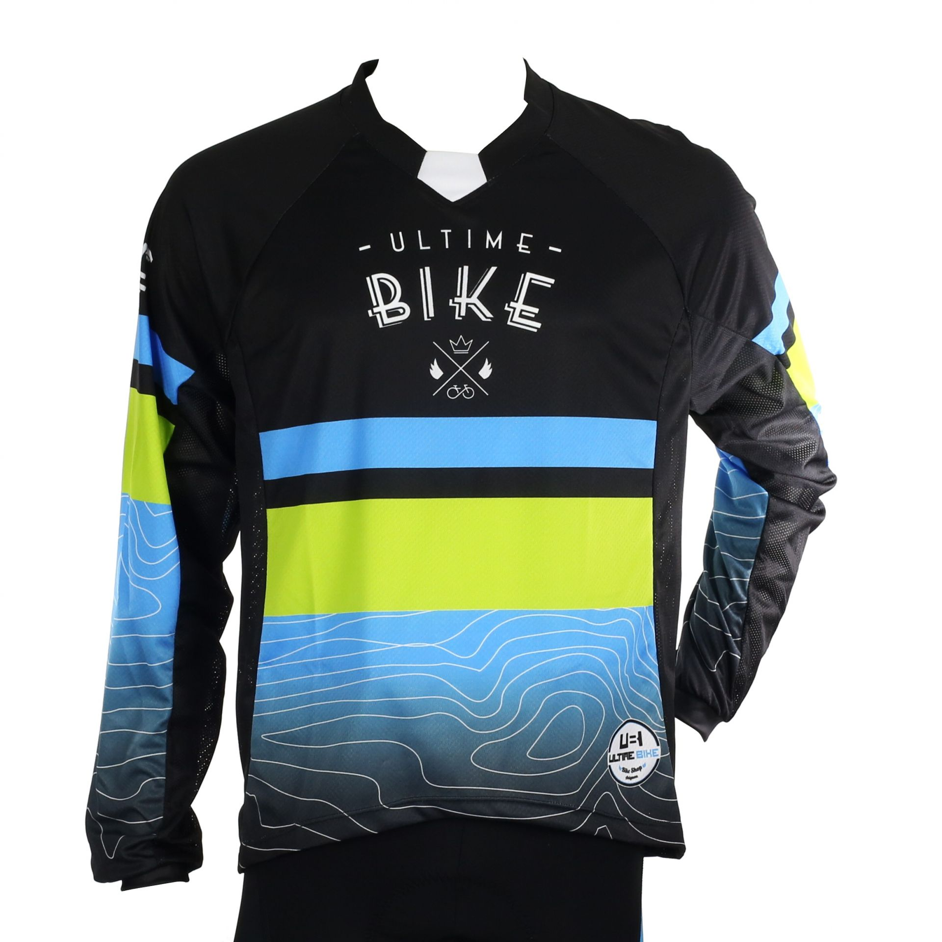 Maillot UltimeBike Enduro by TACTIC Manches longues - L