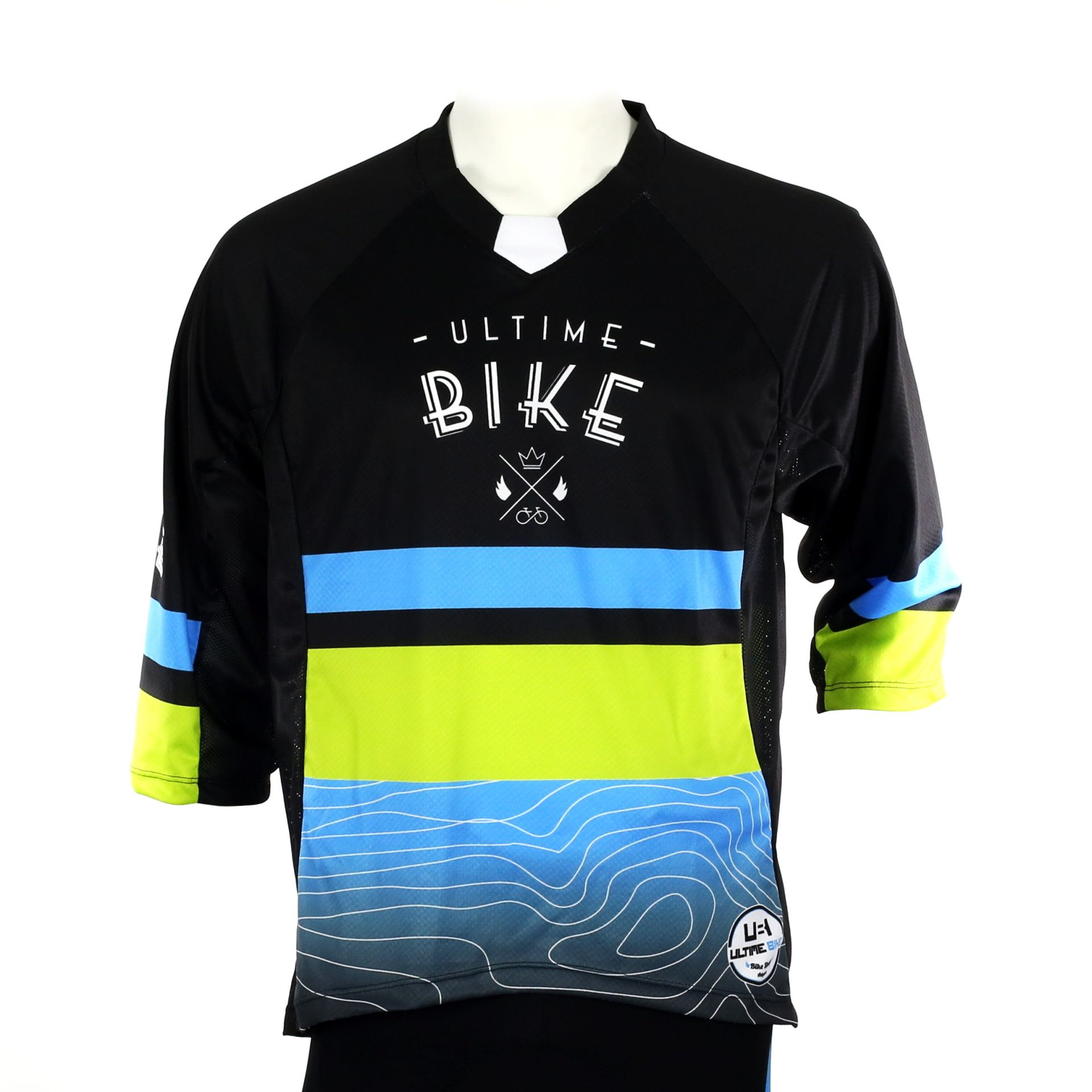 Maillot UltimeBike Enduro by TACTIC Manches 3/4 - M