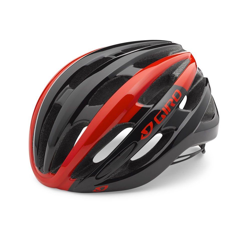 Casque Giro FORAY Rouge/Noir - M (55-59)