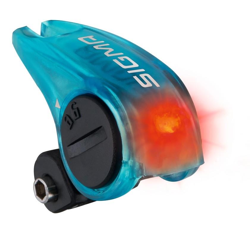 Éclairage frein Sigma Brakelight feu stop (Bleu)