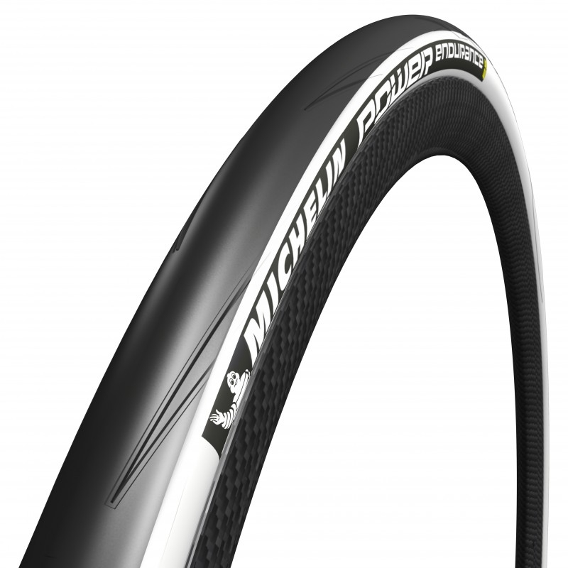 Pneu 700 x 25 Michelin Power Endurance TS Blanc