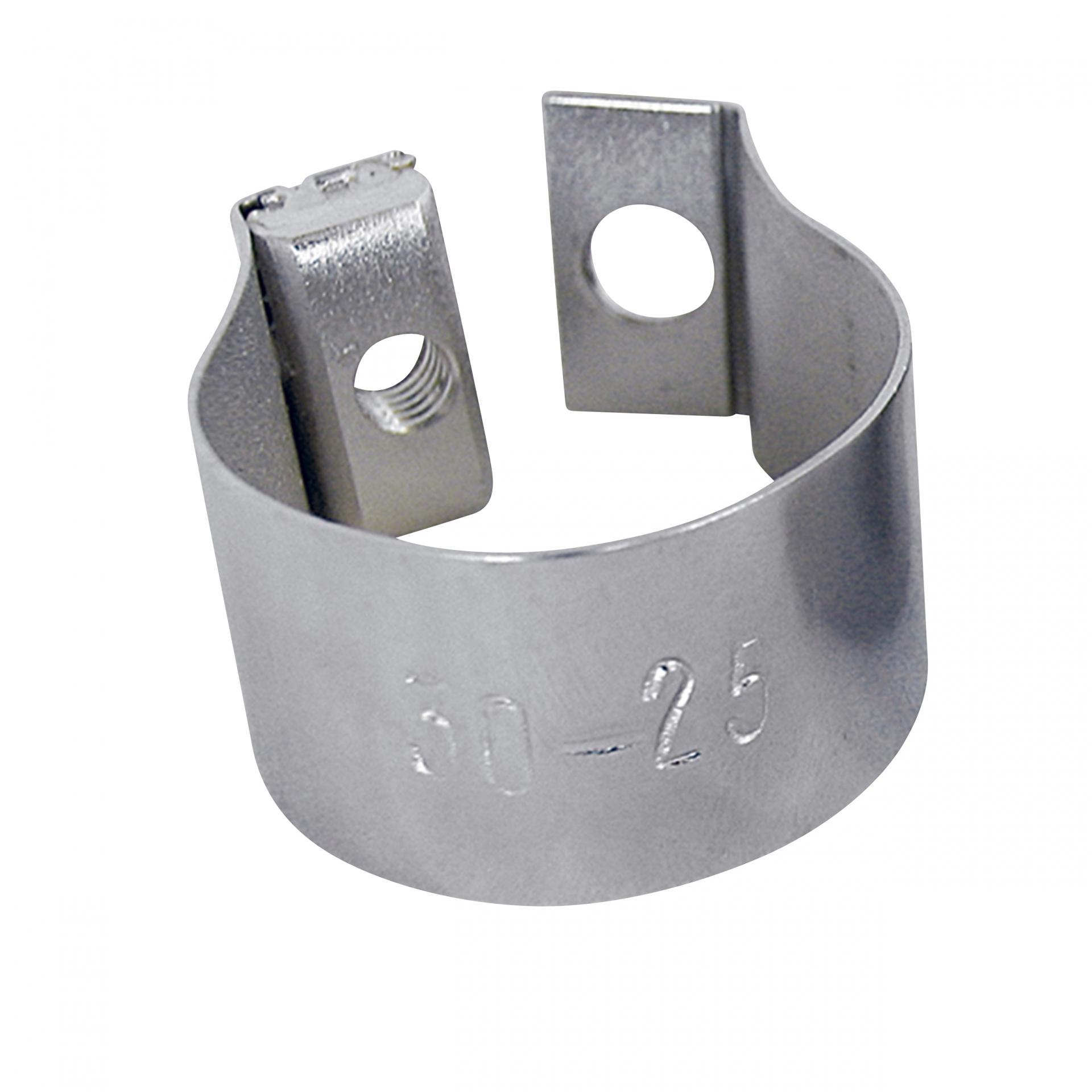 Collier-bague pour fixation de panier BASIL BasEasy II 25-30 mm
