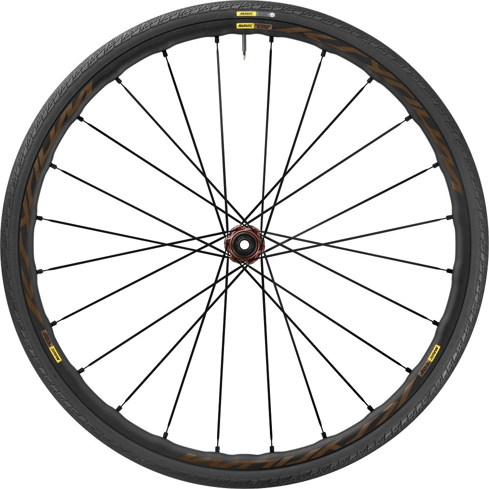 Roues Mavic Ksyrium Elite Allroad Disc CL Shim. 11V 12x100/12x142 mm (paire)