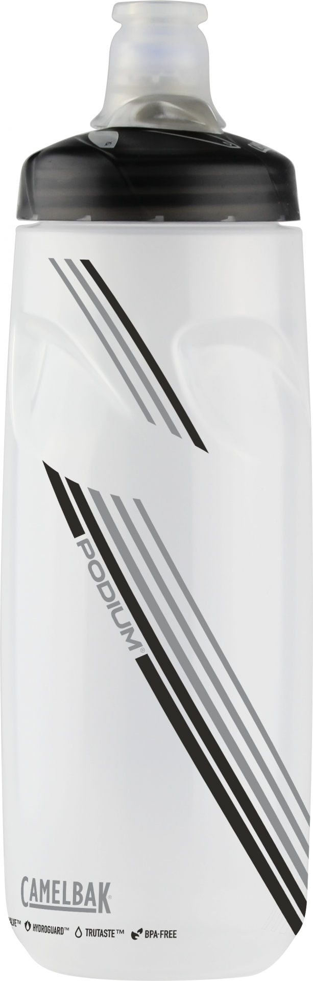 Bidon CamelBak Podium 710 ml Transparent/Noir