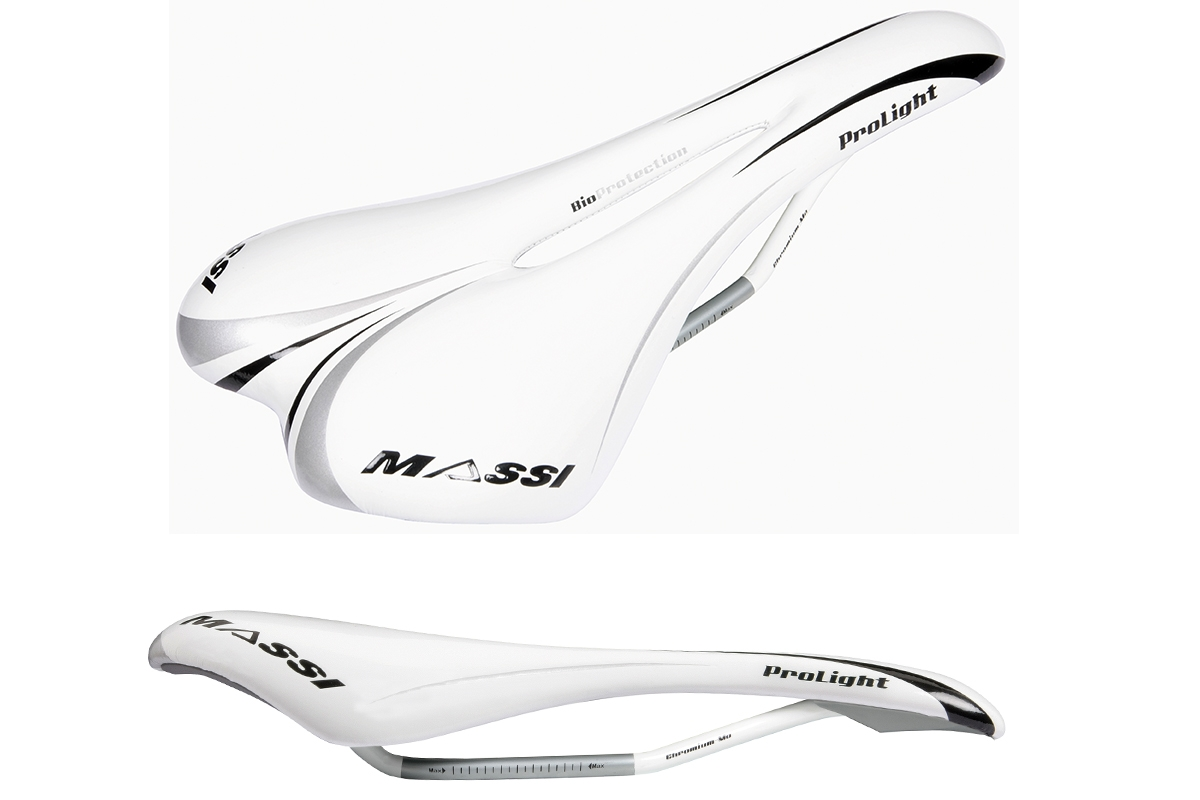 Selle Massi Prolight Blanc