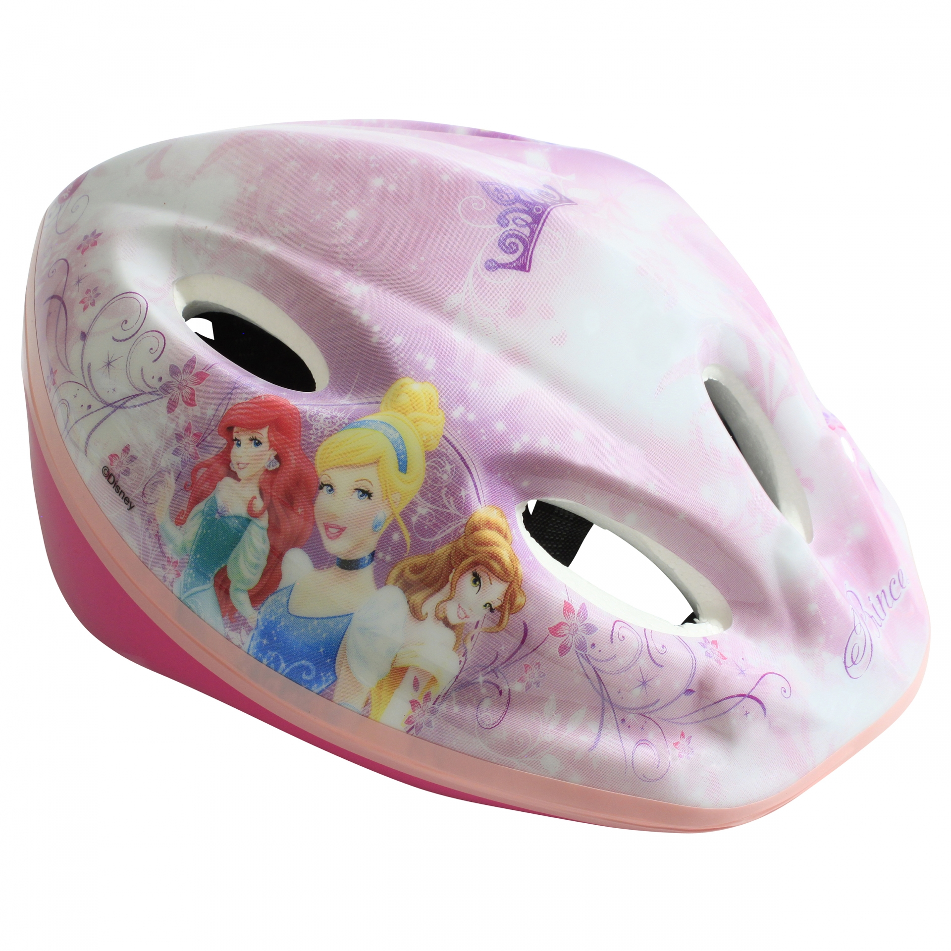 Casque enfant Disney Princesses Rose