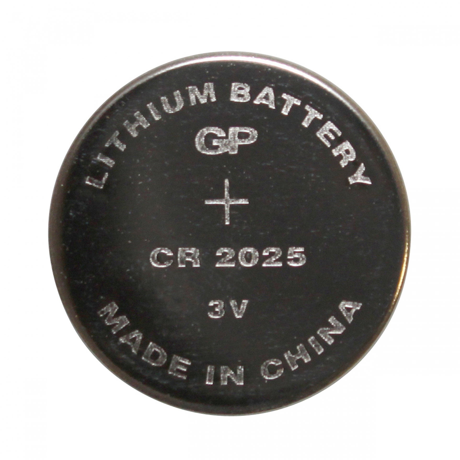 Pile bouton CR2025 3V