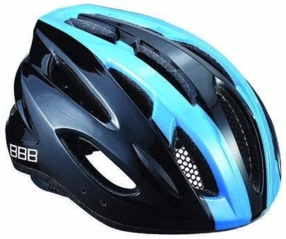 Casque BBB Condor Noir/Bleu - BHE-35 - M / 52-58 cm