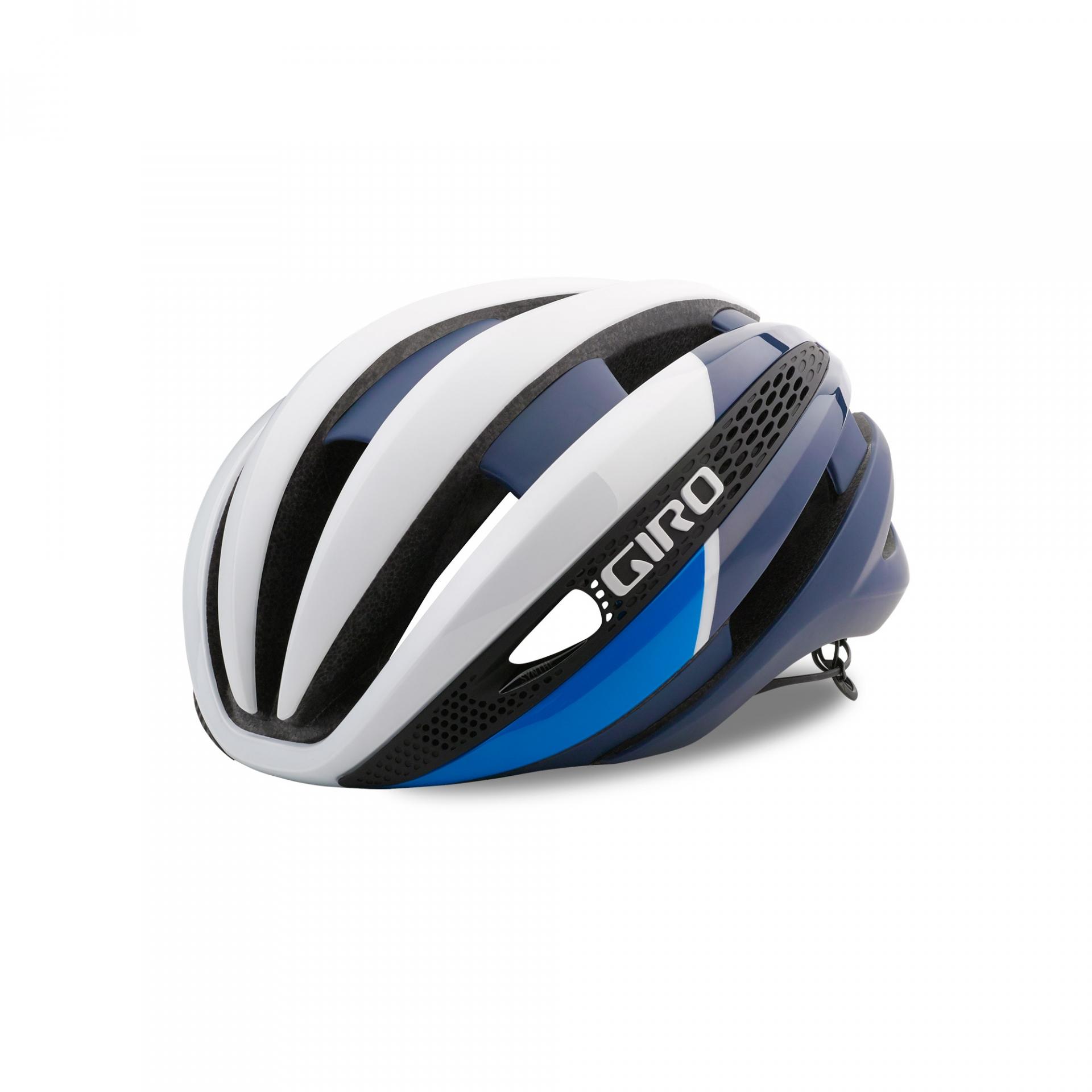 Casque Giro SYNTHE MIPS Blanc/Bleu - M / 55-59 cm