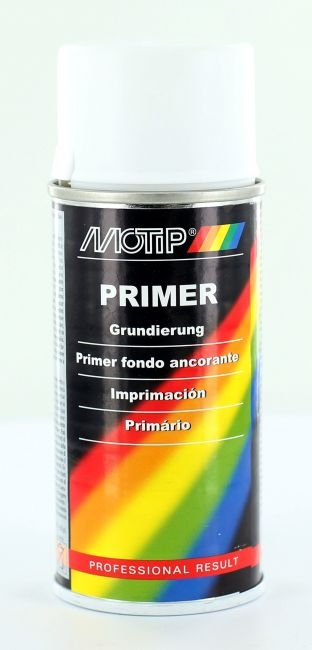 Bombe apprêt blanc MoTip 150 ml M00102