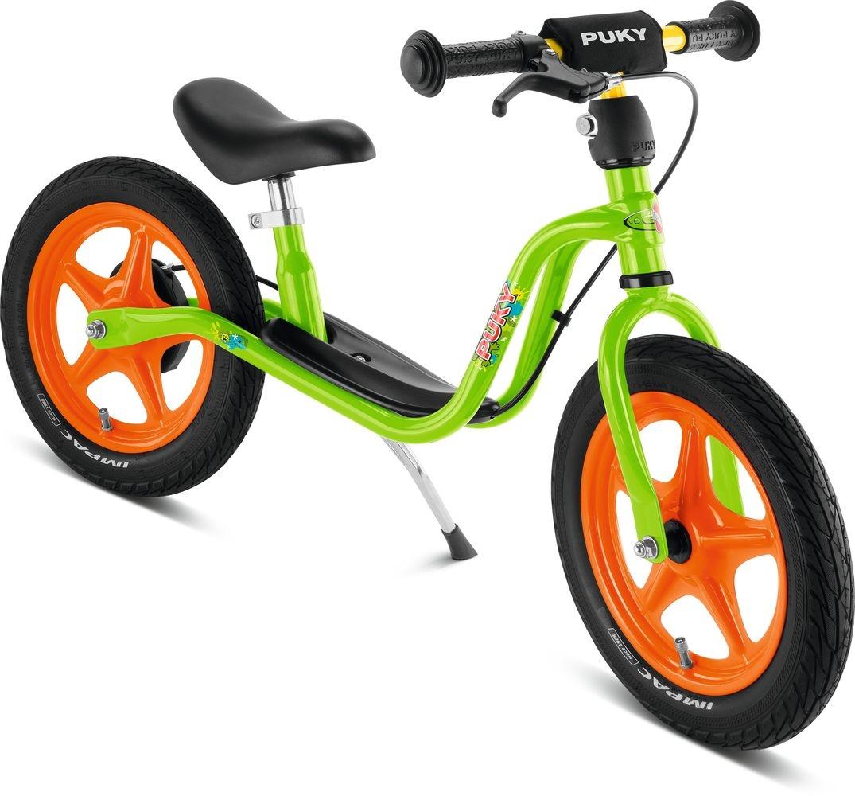 Draisienne PUKY LR 1L Br pneus gonflables et frein 3 ans Kiwi/Orange