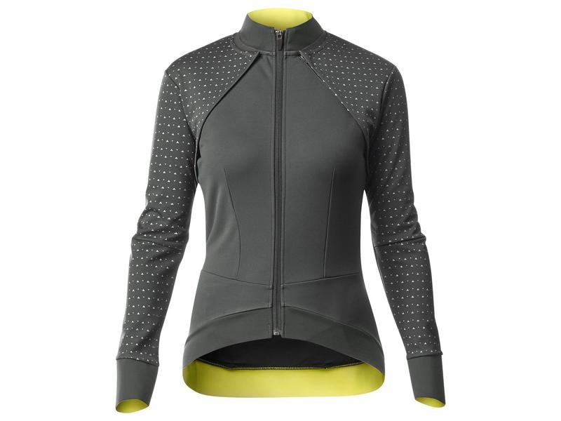 Veste femme Mavic Sequence Convertible Pirate Noir - S