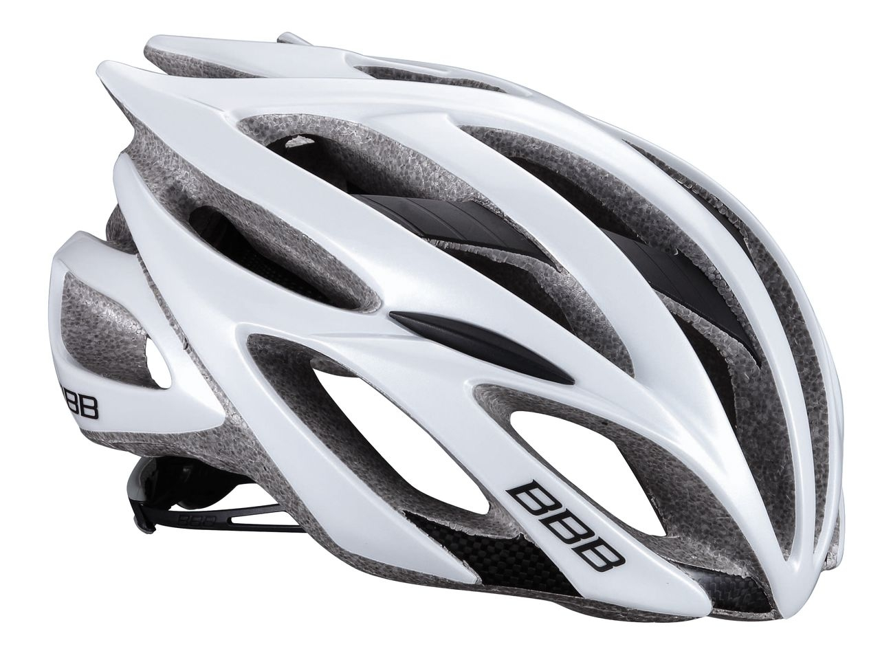 Casque BBB Falcon (blanc) - BHE-01 - M