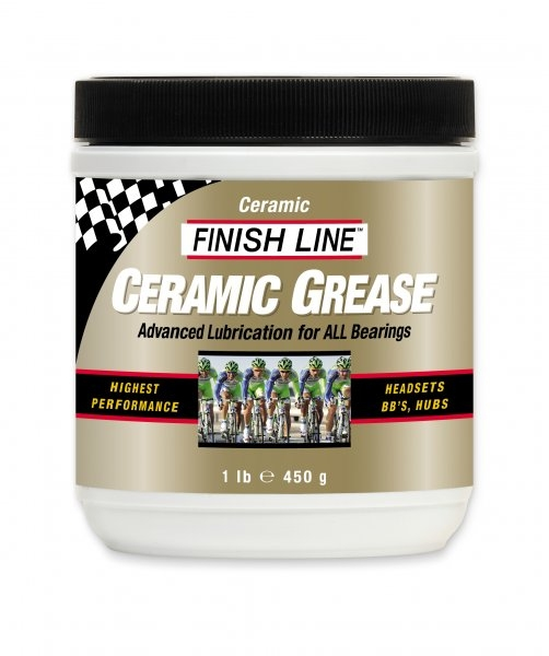 Graisse Finish Line Ceramic Grease - Pot 457 g