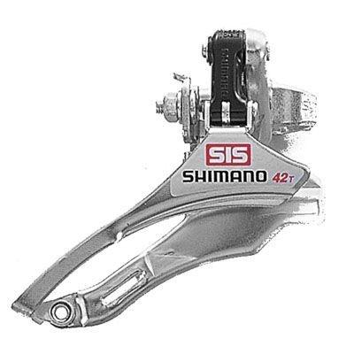 Dérailleur avant Shimano Tourney 3V TY10 28.6 mm